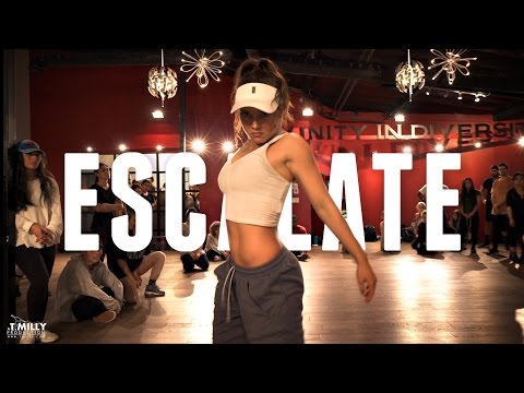 Tsar B - Escalate - Choreography by Alexander Chung - ft Jad