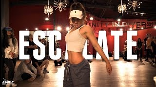 Tsar B - Escalate - Choreography by Alexander Chung - ft Jade Chynoweth - Filmed by @TimMilgram MP3