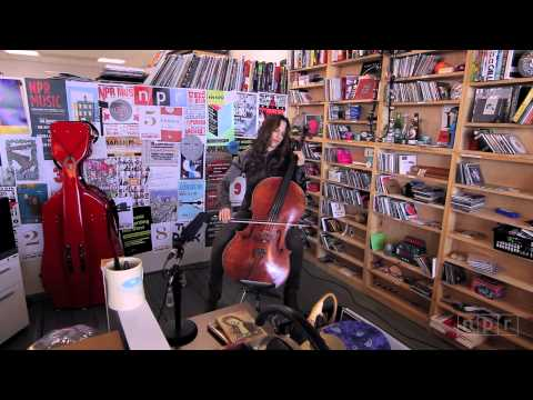 Maya Beiser: NPR Music Tiny Desk Concert