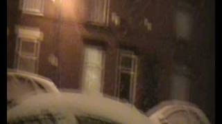 Snowing in st. Helens, merseyside (England) Could it get any better! (Part 1)