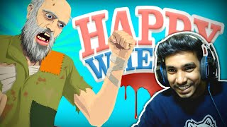 MOST FUNNIEST GAME EVER | HAPPY WHEELS GAMEPLAY #1