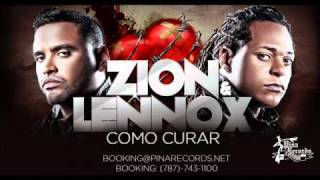 Zion & Lennox Ft. Super Cat [Sean Paul] - Como Curar (Reggaeton Remix)