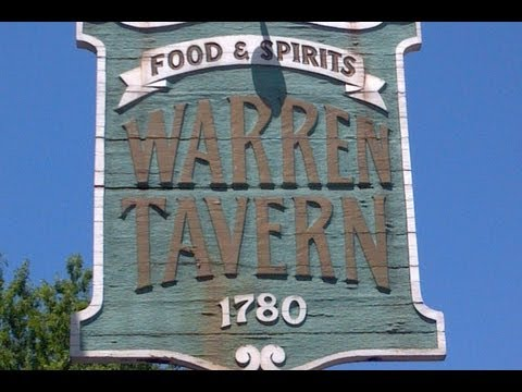 Warren Tavern, Charlestown MA - Bucket List Bars