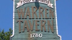 Oldest Bar in Boston - Warren Tavern, Charlestown