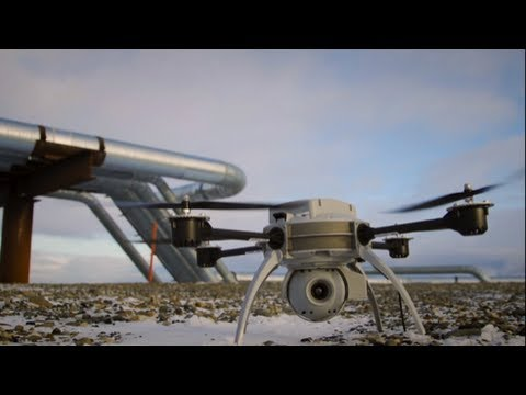 BP Alaska: Unmanned Aerial Vehicle (UAV) Pilot Testing