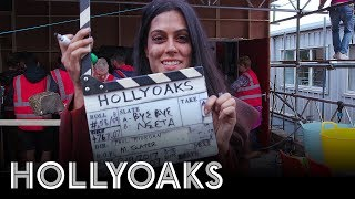 Hollyoaks: Amrit's Goodbye Message