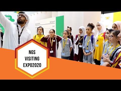 Expo 2020 School Trip | Next Generation School Dubai