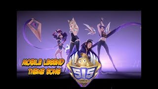 K-DA - BLACKPINK 515 THEMES SONG MOBILE LEGEND X LEAGUE OF LEGEND
