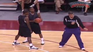 Frank Martin: Ball Denial Pressure Defense