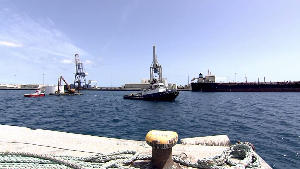Caissons made of composite in puerto del rosario fuerteventura youtube - Pension puerto del rosario ...