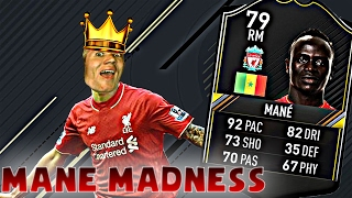 #13 A HAT TRICK ALREADY??!! | MANE MADNESS (FIFA 17 Ultimate Team)
