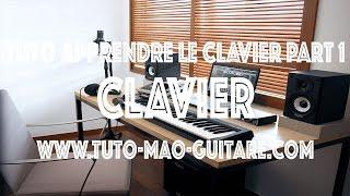Tuto Apprendre le clavier Part 1 Clavier (Extrait Gratuit)