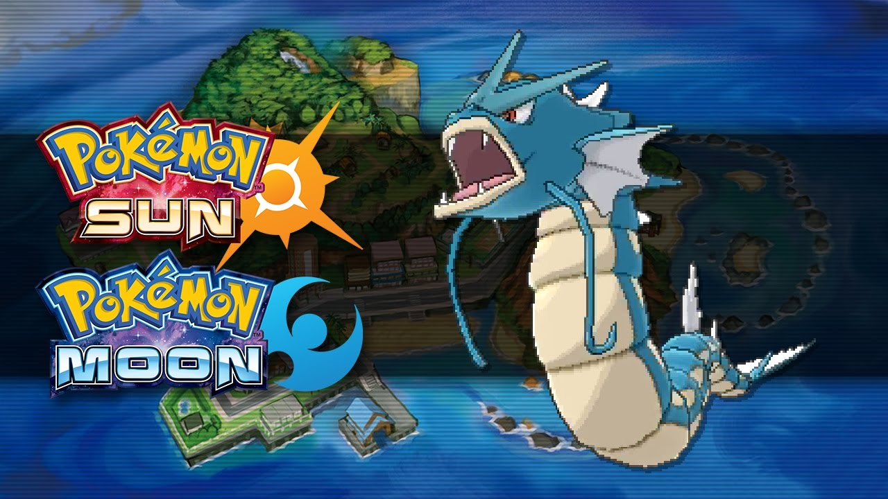 Pokemon Sun and Moon' Guide: Where To Catch Gyarados