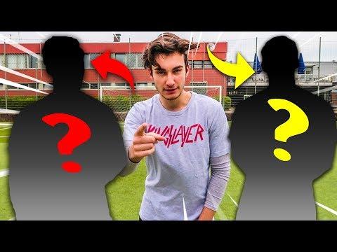 WER WIRD DAS NEUE BROTATO MITGLIED?! | FUßBALL CHALLENGE