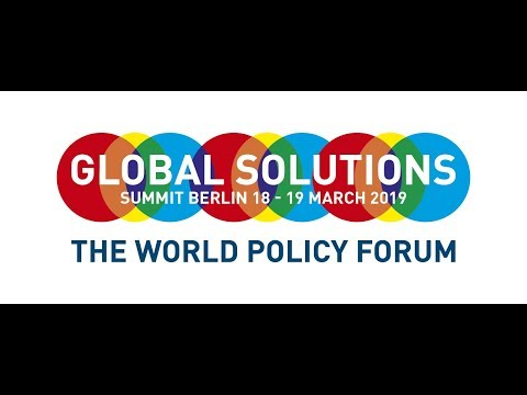 Global Solutions 2018: What the Young Global Changers are campaigning for