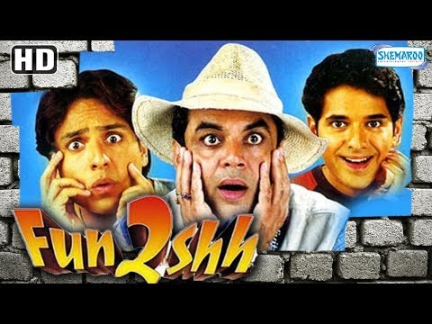 Fun2shh (2003) (HD) - Paresh Rawal - Gulshan Grover - Raima Sen - Best Comedy Movie