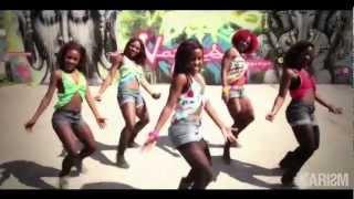 Blazin Dance Crew & Azealia Banks - 1991