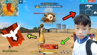 Lên Nóc Xưởng Gặp Phải Thanh Niên Cầm Groza Kéo Tâm Hest Shot Càn Quét Bản Đồ - Kelly Gaming TV