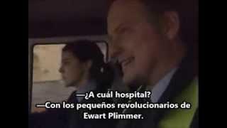 Casualty (Serie Británica) - Robert Pugh y Lisa Bowerman