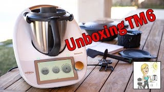 Unboxing Video Thermomix TM6
