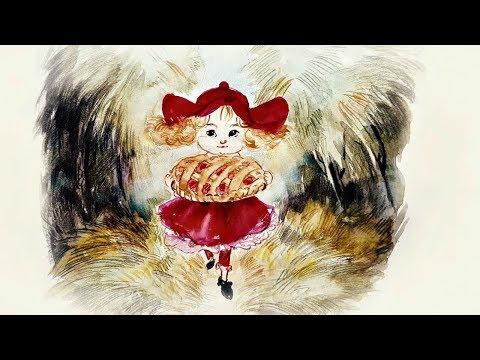 Бабушкины сказки - Красная шапочка | Мультфильмы для детей
