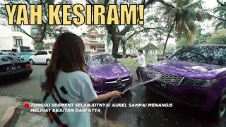 Pengen Jalan-Jalan Malah Disuruh Nyuci Mobil! | ATTA DAN AUREL TEMAN TAPI CINTA (10/10/20) PART 2