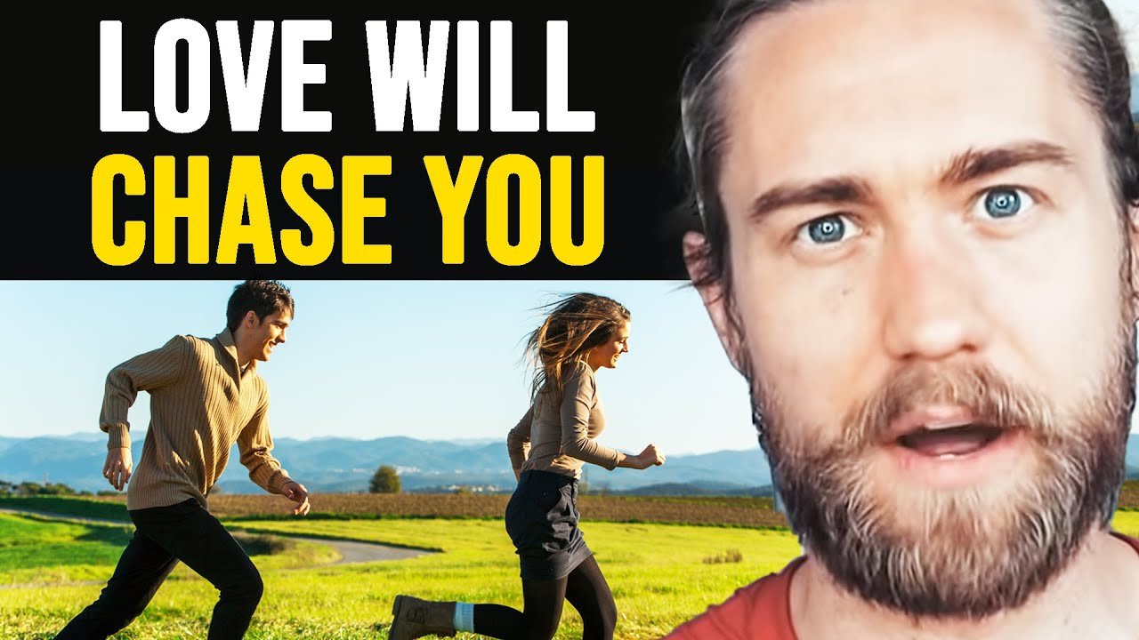 Download Love will Chase You when you STOP giving a sh*t (Importance = resistance)