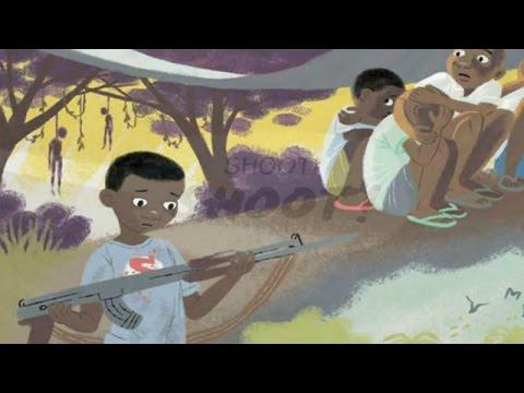 'Fui obrigado a matar meu melhor amigo': quadrinhos contam autobiografia de menino-soldado