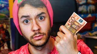 Te apuesto 50€ a que gano esta partida de Fortnite.