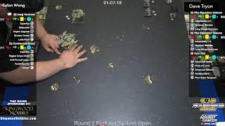 Calen Wong and Dave Tryon Round 5 Mandalore Portland 2018