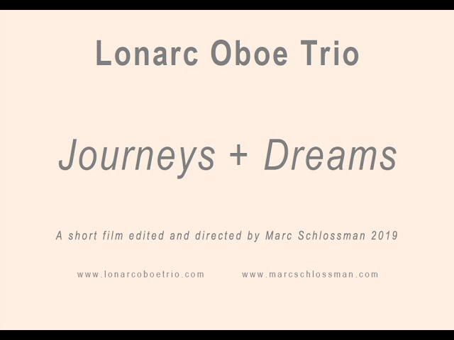 Lonarc Oboe Trio perform in the 32nd Cesky Krumlov Chamber Music Festival July 2018
