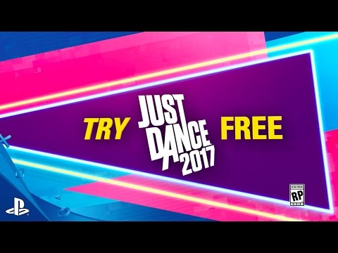 Just Dance 2017 - Demo Announcement Trailer | PS4