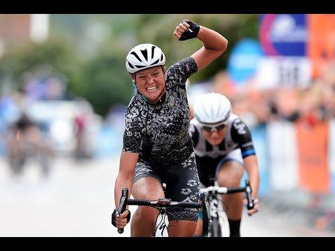 2014 UCI Women Road World Cup - Round 8 Road Race Vargarda / SWE