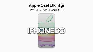 Apple — iPhone 11 Tanıtımı Canlı Yayın Türkçe Tercümesi İçin Bağlantı