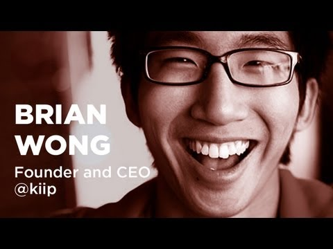 Brian Wong, Founder & CEO of Kiip