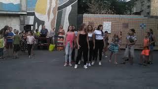 Простой танец, который сможет повторить каждый/Затока санаторий 2018