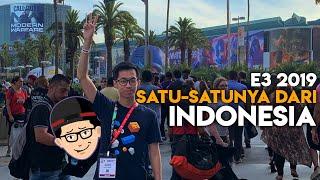 Ngapain Sih Ke E3 2019 ? Bukan E-Sport Player Tapi Keliling Dunia Karena Game | E3 2019