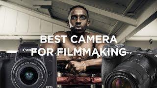 BEST Camera For Filmmaking 2018!