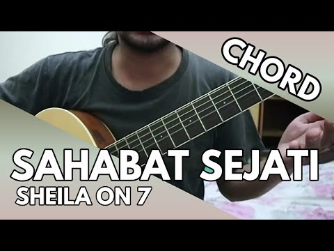 Sahabat Sejati - Sheila On 7 (CHORD)