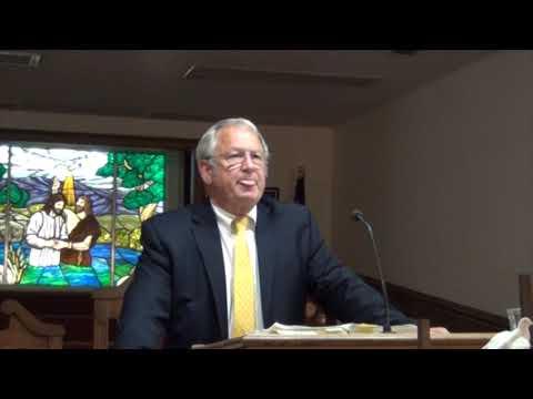 Roanoke Baptist Church Easter 2020