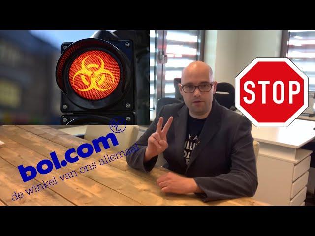 Blokkeert bol.com Google Chrome of lijkt het maar zo?