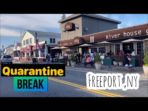 Quarantine Break, Freeport, Long Island,ny