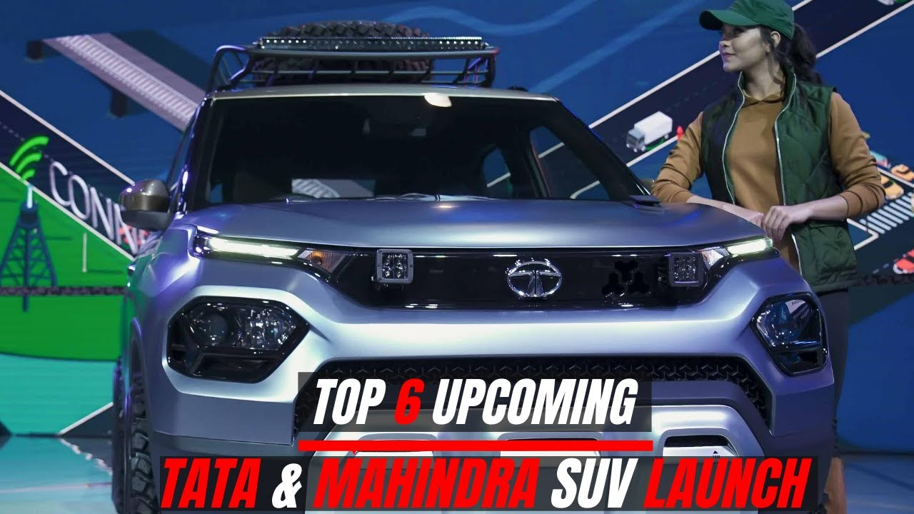 Upcoming Tata-Mahindra Next Car Launch India In This Year 2020 | Tata Mahindra Upcoming Suv 🔥🔥