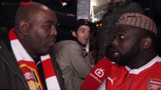 Arsenal 1 Bayern Munich 5   Arsene Wenger Needs To Make A Decision says Kelechi