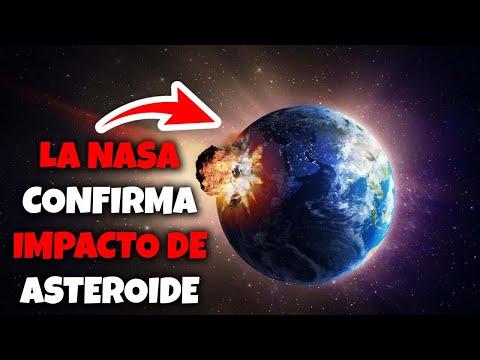 NASA CONFIRMA: Asteroide: Posible Impacto Contra la Tierra el 6 de Mayo de 2022