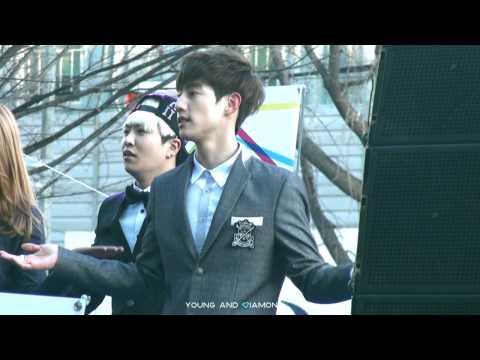 20150127 용산 스마트 가족사랑 캠페인 GOT7 - 춤추는 마크