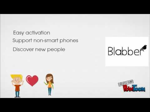 Introducing Blabber Chat Sri Lanka Sinhala