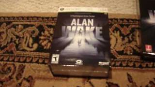 Alan Wake Limited Collector