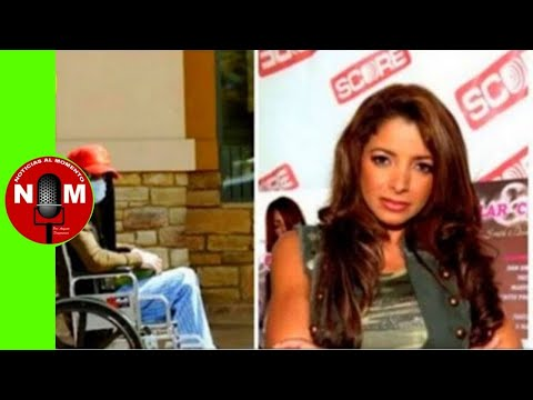 PILAR MONTENEGRO THIS WHEELCHAIR | 🔴 NEWS OF THE FAMOUS