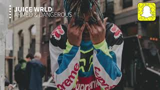 Juice WRLD - Armed and Dangerous (Clean)